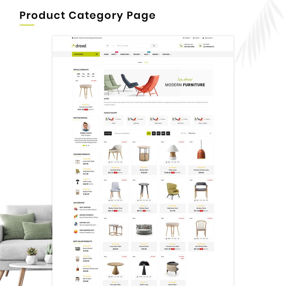 theme - Dom & Ogród - Drexel Mega Furniture–Garden Multi–Purpose Super Shop - 3
