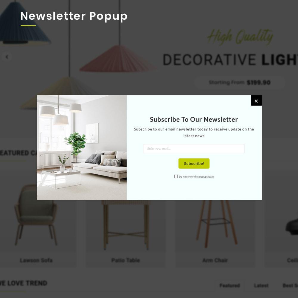 theme - Dom & Ogród - Drexel Mega Furniture–Garden Multi–Purpose Super Shop - 9