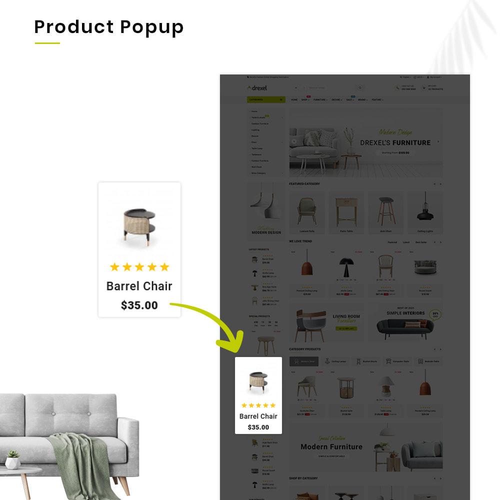 theme - Dom & Ogród - Drexel Mega Furniture–Garden Multi–Purpose Super Shop - 10