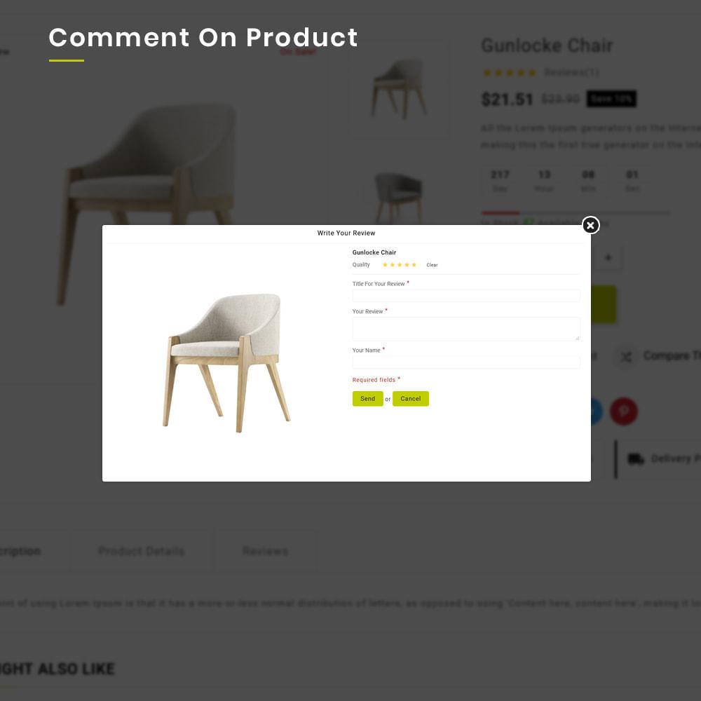 theme - Dom & Ogród - Drexel Mega Furniture–Garden Multi–Purpose Super Shop - 11