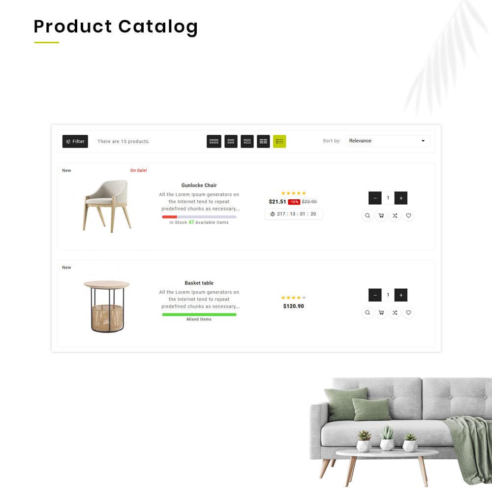 theme - Dom & Ogród - Drexel Mega Furniture–Garden Multi–Purpose Super Shop - 12