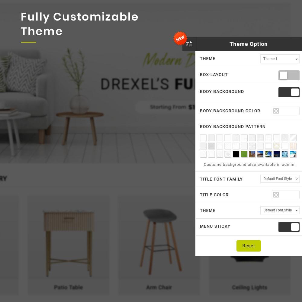 theme - Dom & Ogród - Drexel Mega Furniture–Garden Multi–Purpose Super Shop - 13