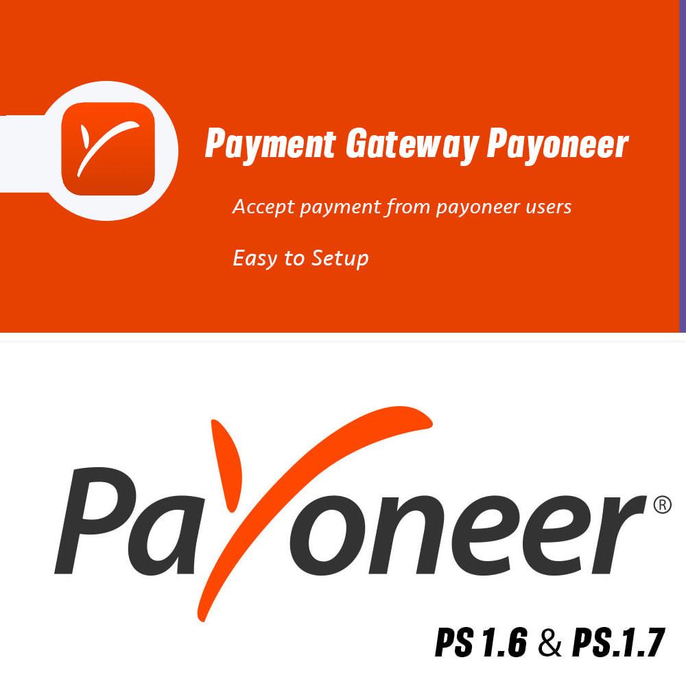 module - Express Checkout Process - Payoneer Payment Gateway - 1