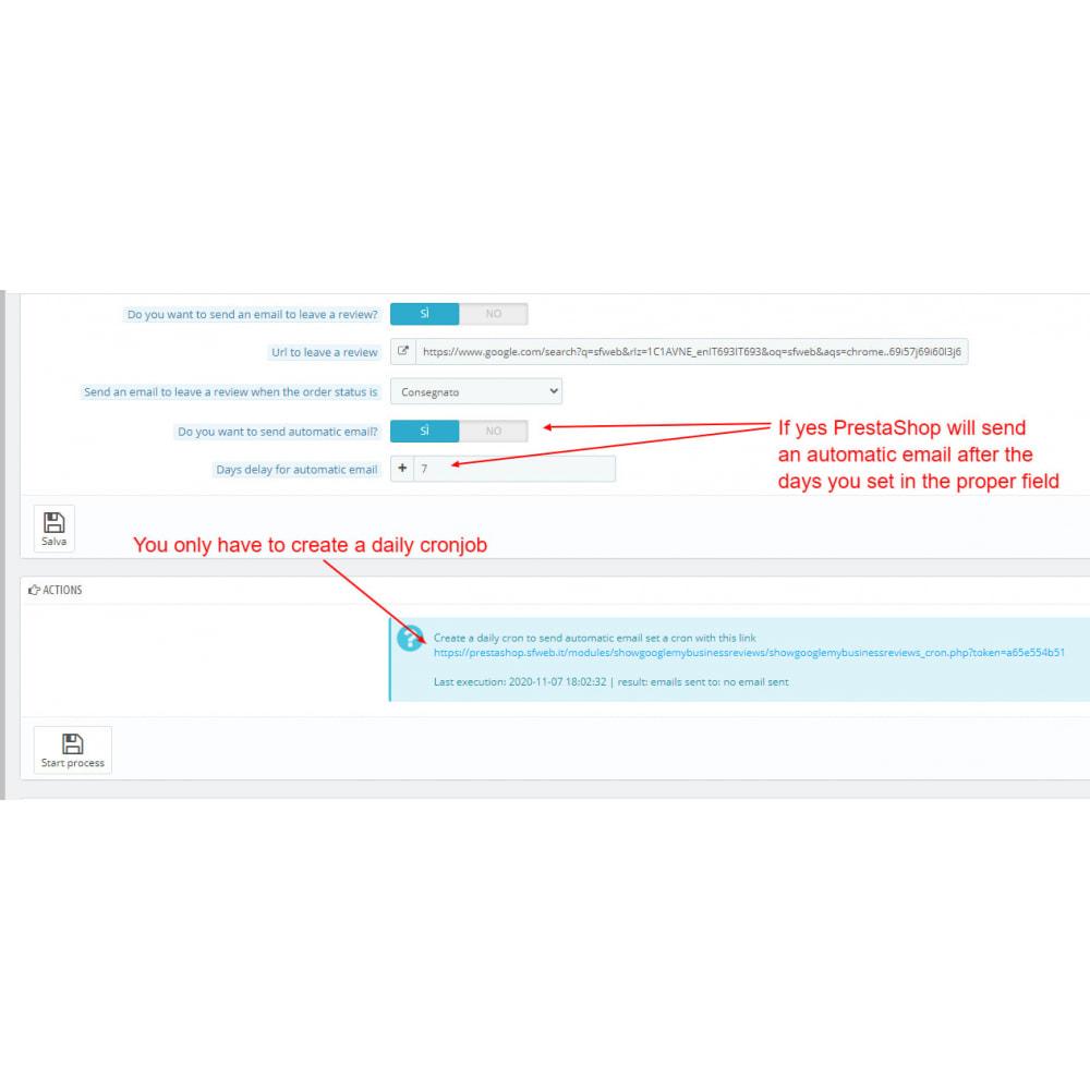 module - Opinie klientów - Embed Google My Business Reviews - 5