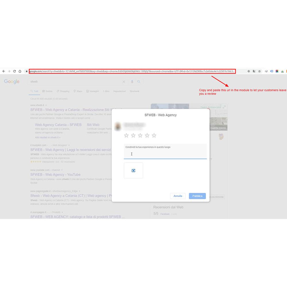 module - Opinie klientów - Embed Google My Business Reviews - 11