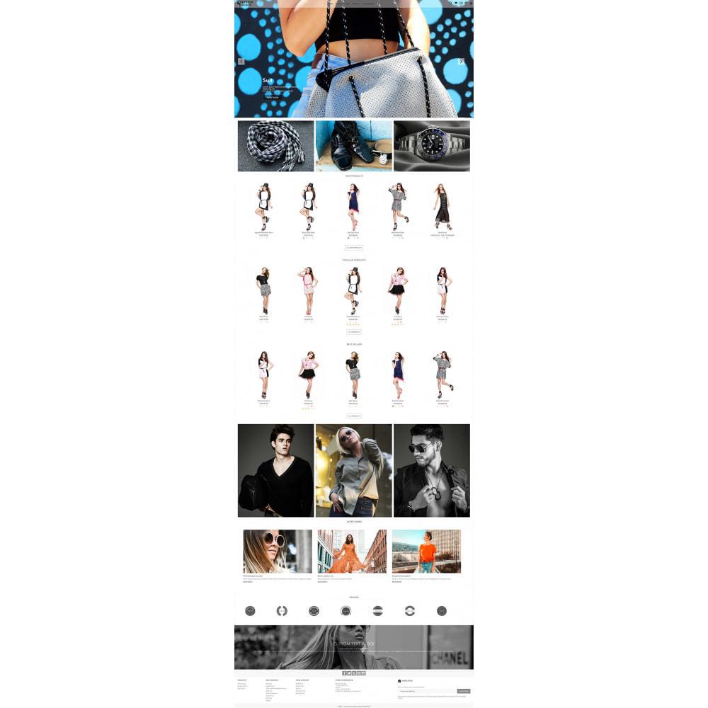 theme - Fashion & Shoes - Modern Fashion - 2