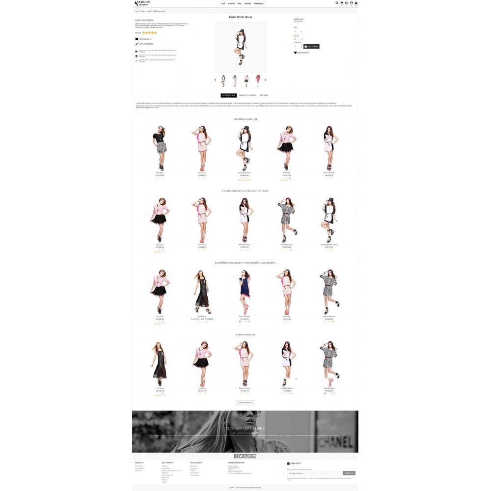 theme - Fashion & Shoes - Modern Fashion - 3