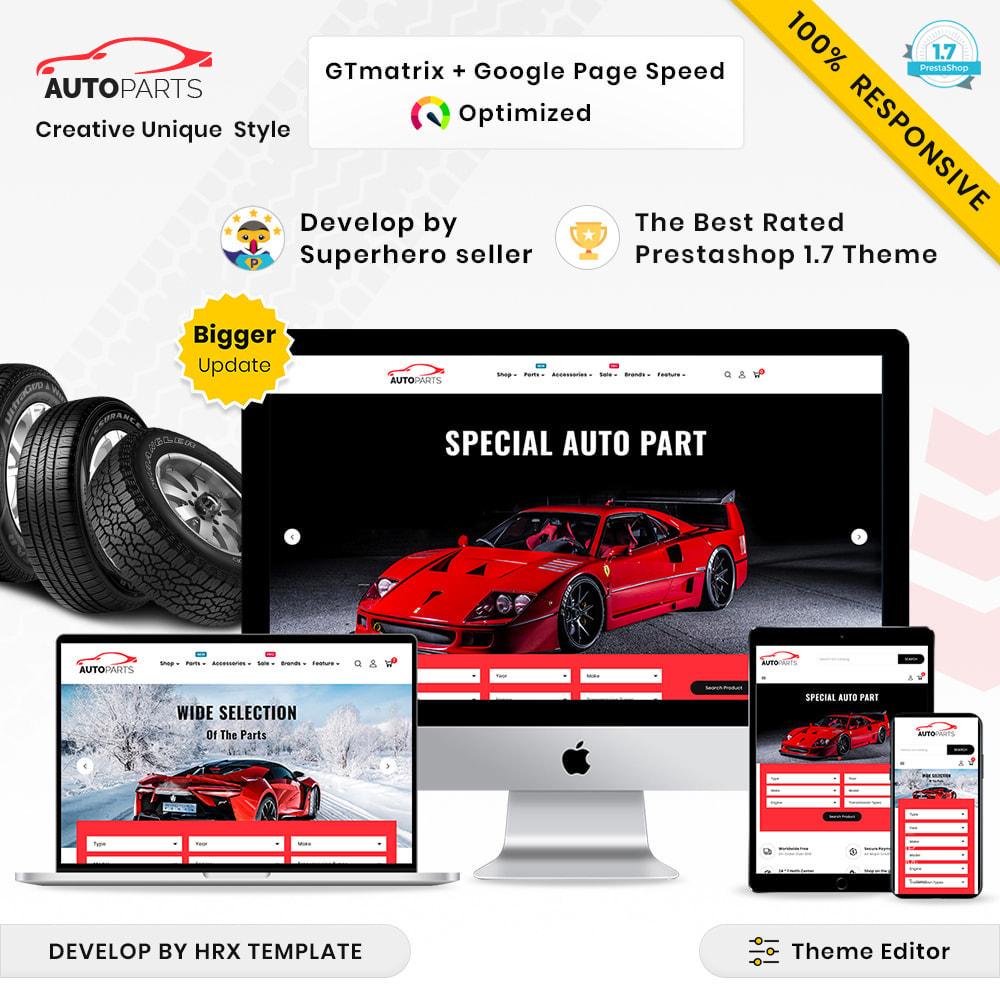 theme - Coches y Motos - Autopart Mega–Cars Spare-AutoPart Super Store - 1