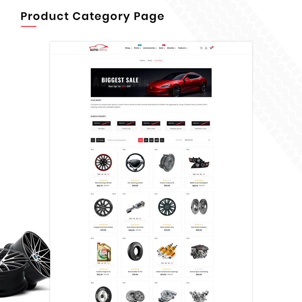 theme - Coches y Motos - Autopart Mega–Cars Spare-AutoPart Super Store - 3