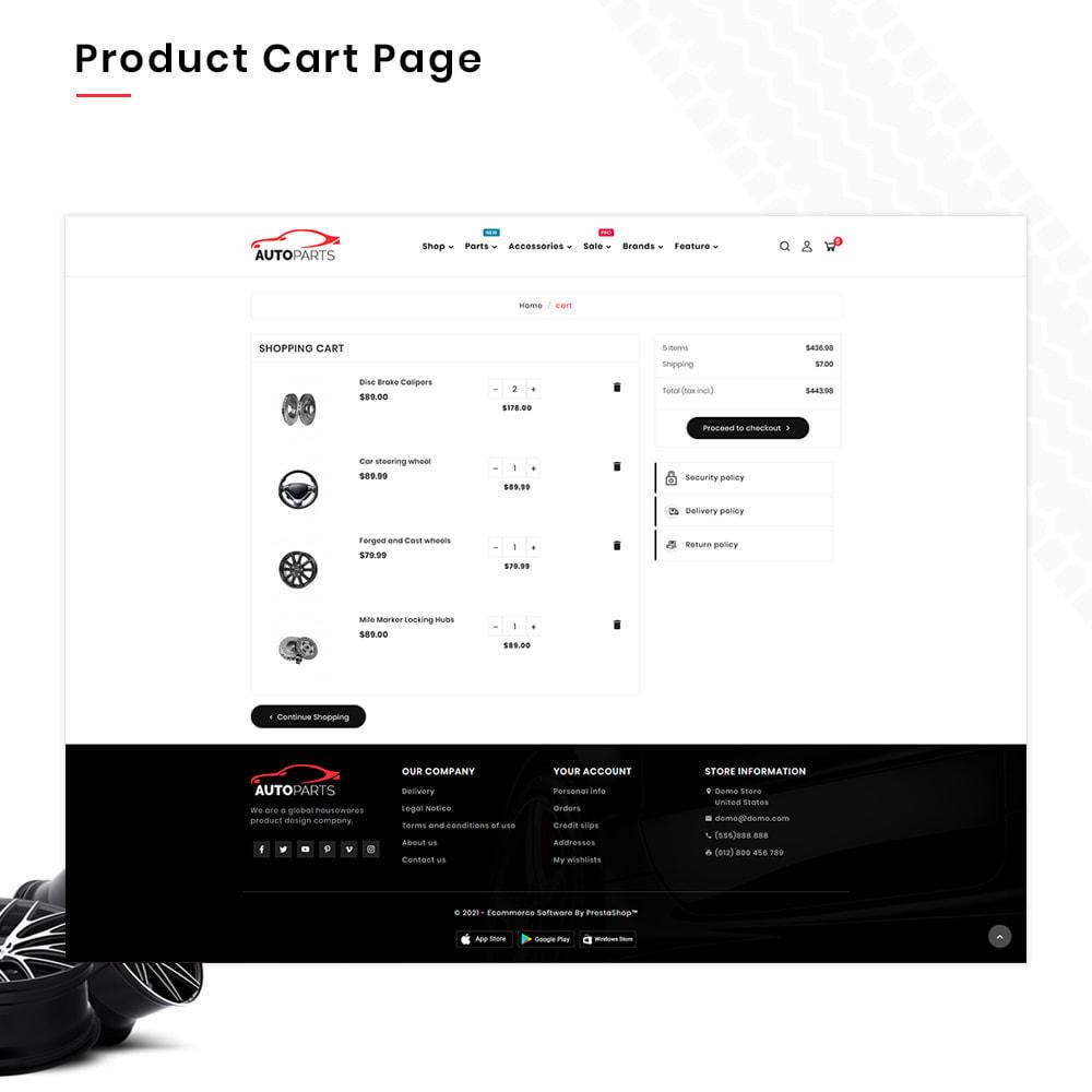 theme - Coches y Motos - Autopart Mega–Cars Spare-AutoPart Super Store - 5