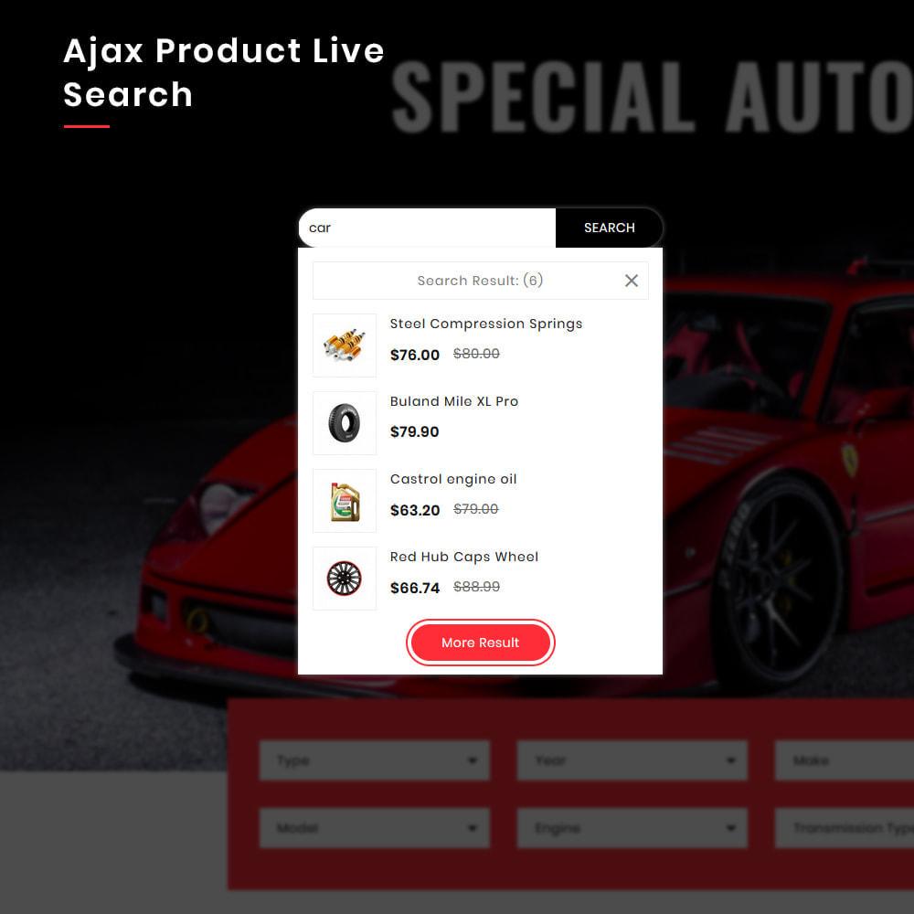 theme - Coches y Motos - Autopart Mega–Cars Spare-AutoPart Super Store - 6