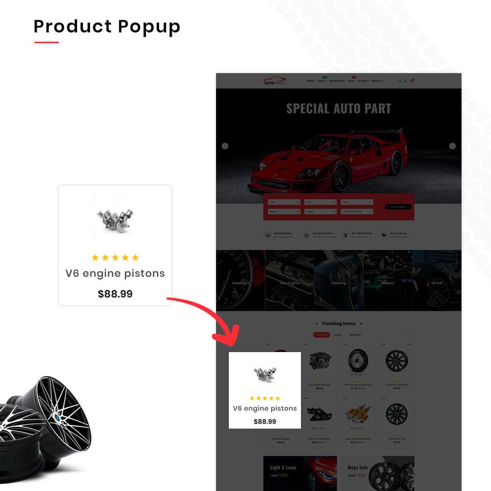 theme - Coches y Motos - Autopart Mega–Cars Spare-AutoPart Super Store - 10