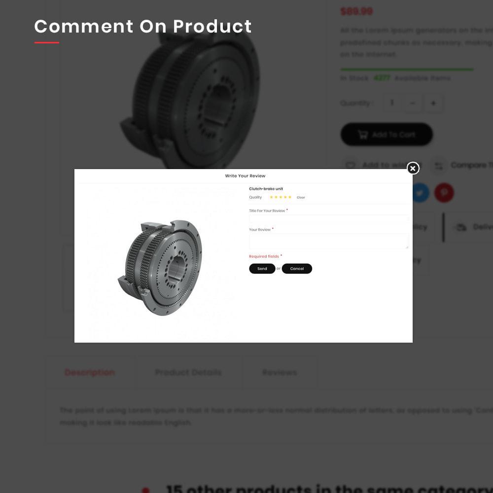theme - Coches y Motos - Autopart Mega–Cars Spare-AutoPart Super Store - 11