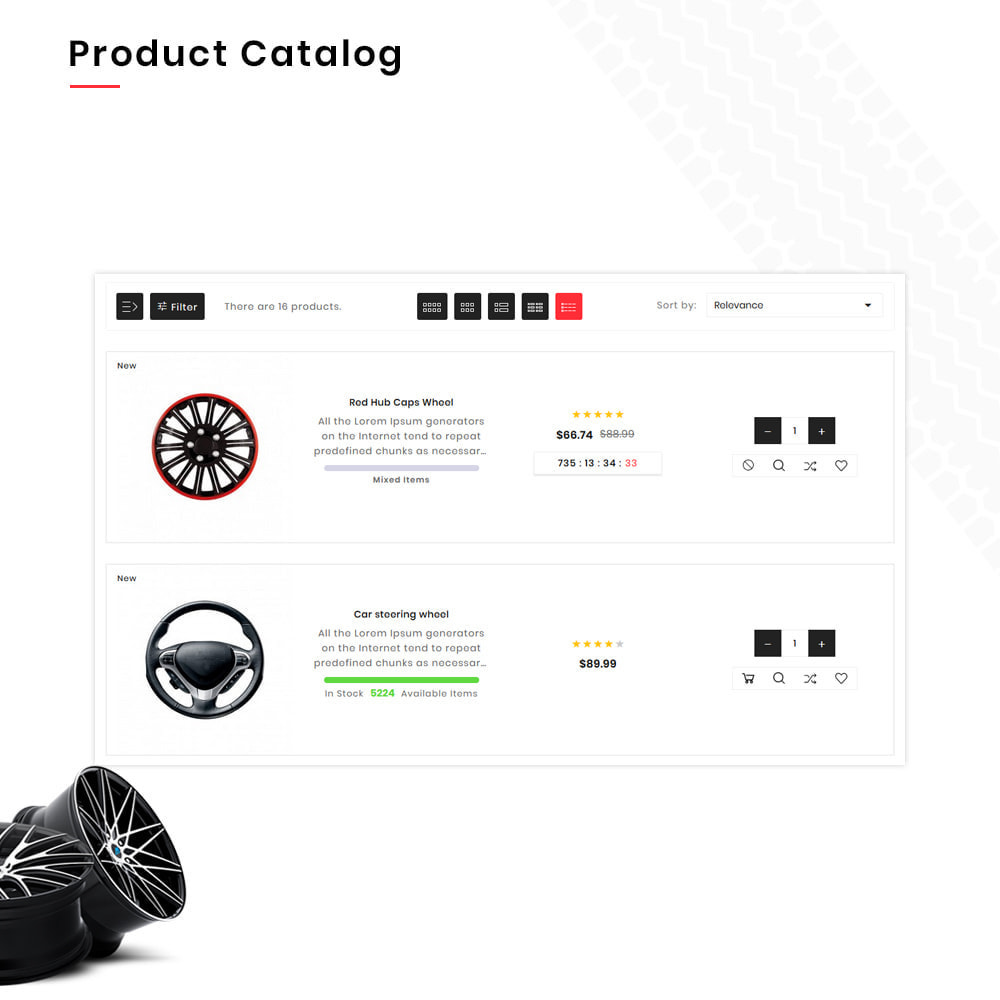 theme - Coches y Motos - Autopart Mega–Cars Spare-AutoPart Super Store - 12