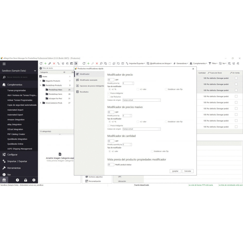 module - Integración con CRM, ERP... - Store Manager - 12
