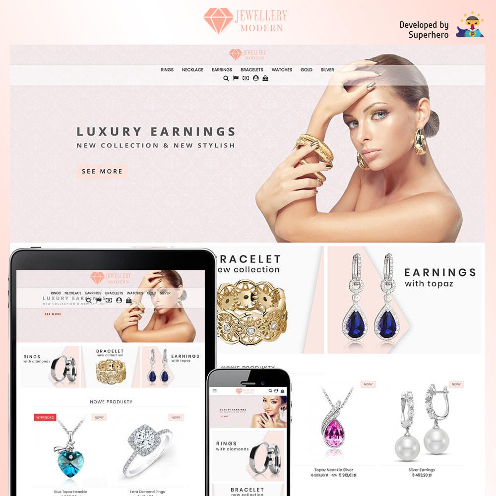theme - Biżuteria & Akcesoria - Modern Jewellery - 1