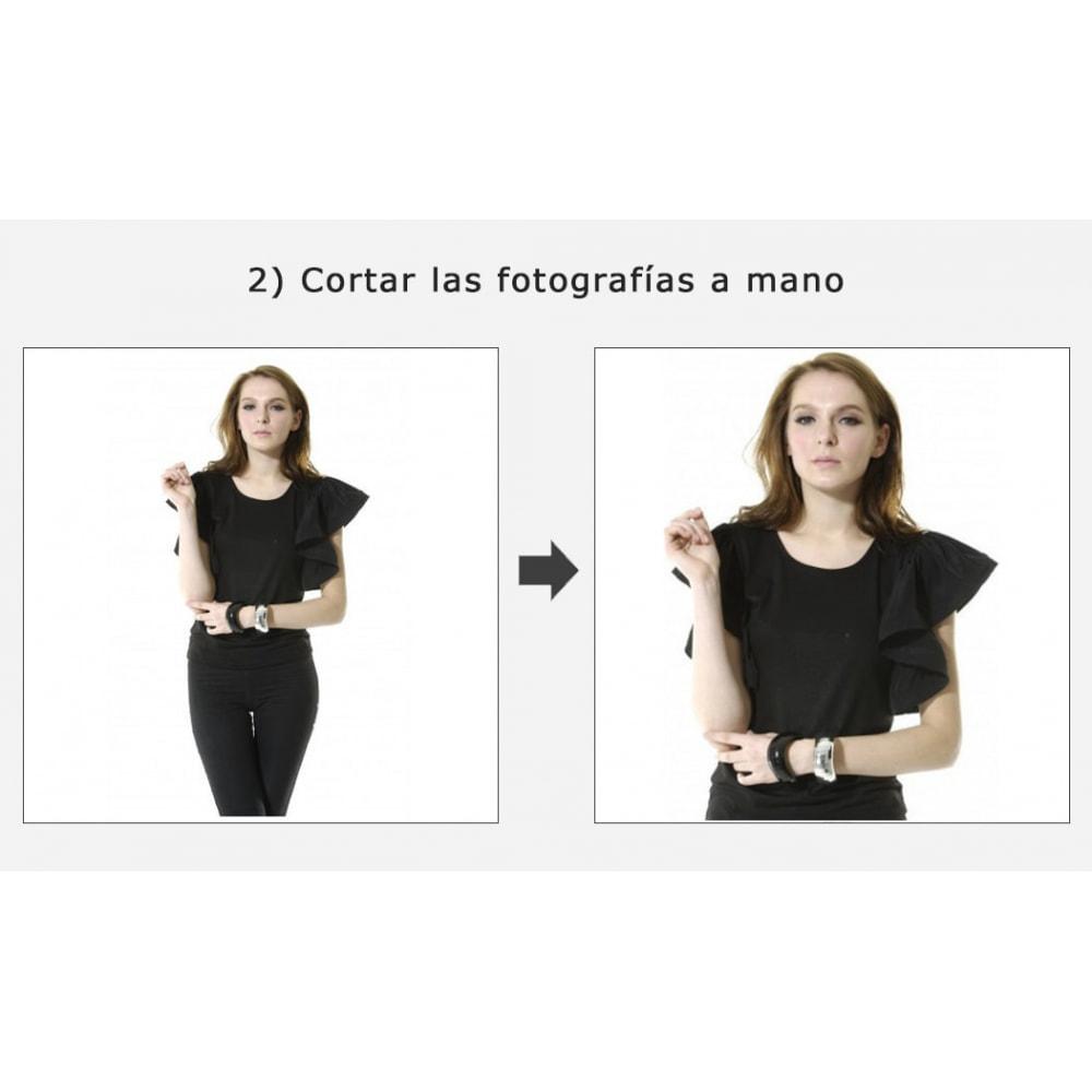 module - Personalización de la página - Corte automático y encuadre de las imágenes - 2