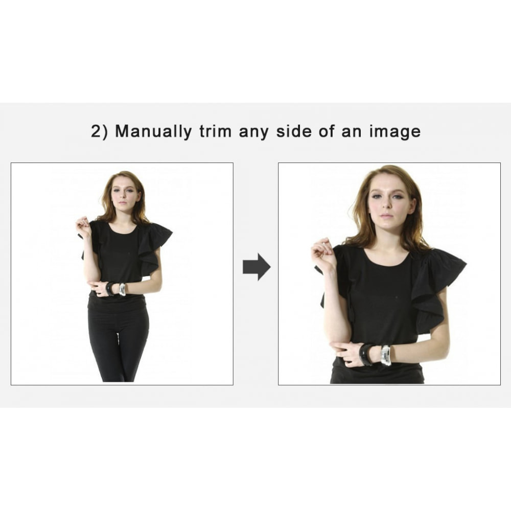 module - Personalizzazione pagine - Automatic image trimming and cropping - 2
