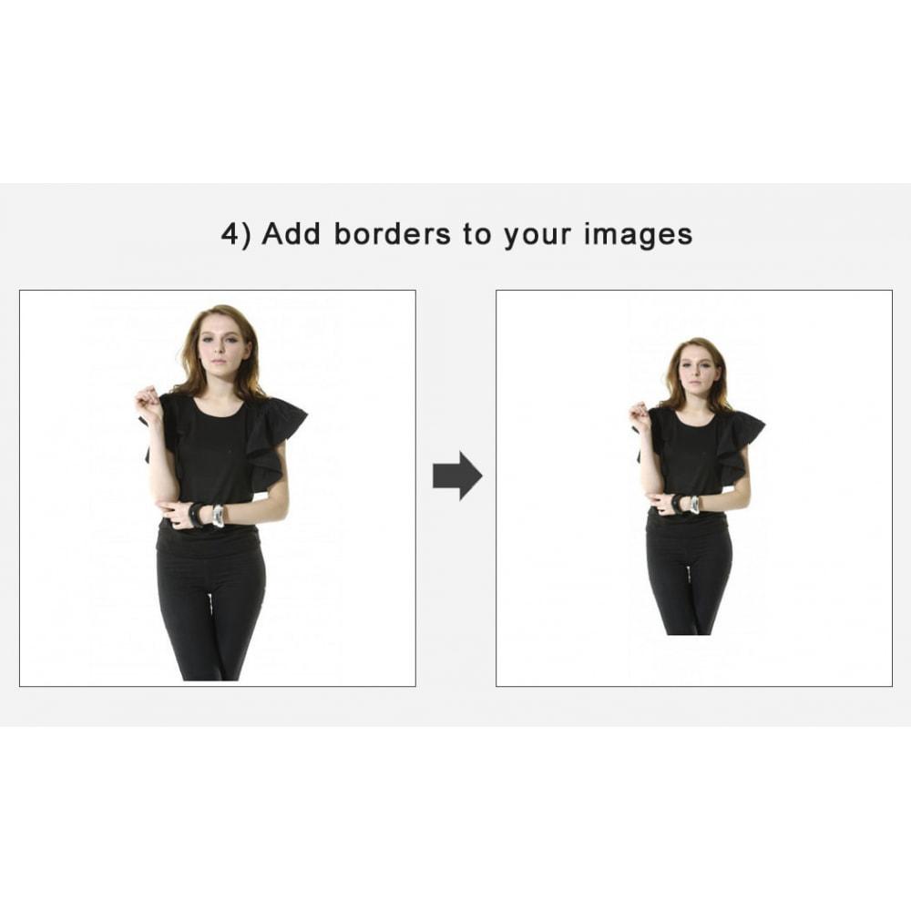 module - Personalizzazione pagine - Automatic image trimming and cropping - 4