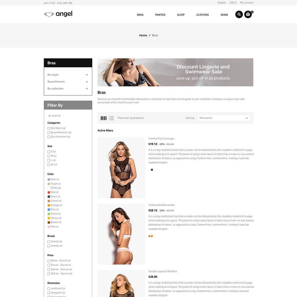 theme - Lingerie & Volwassenen - Lingerie  Adult  - Bikini Sex Attraction  Store - 4