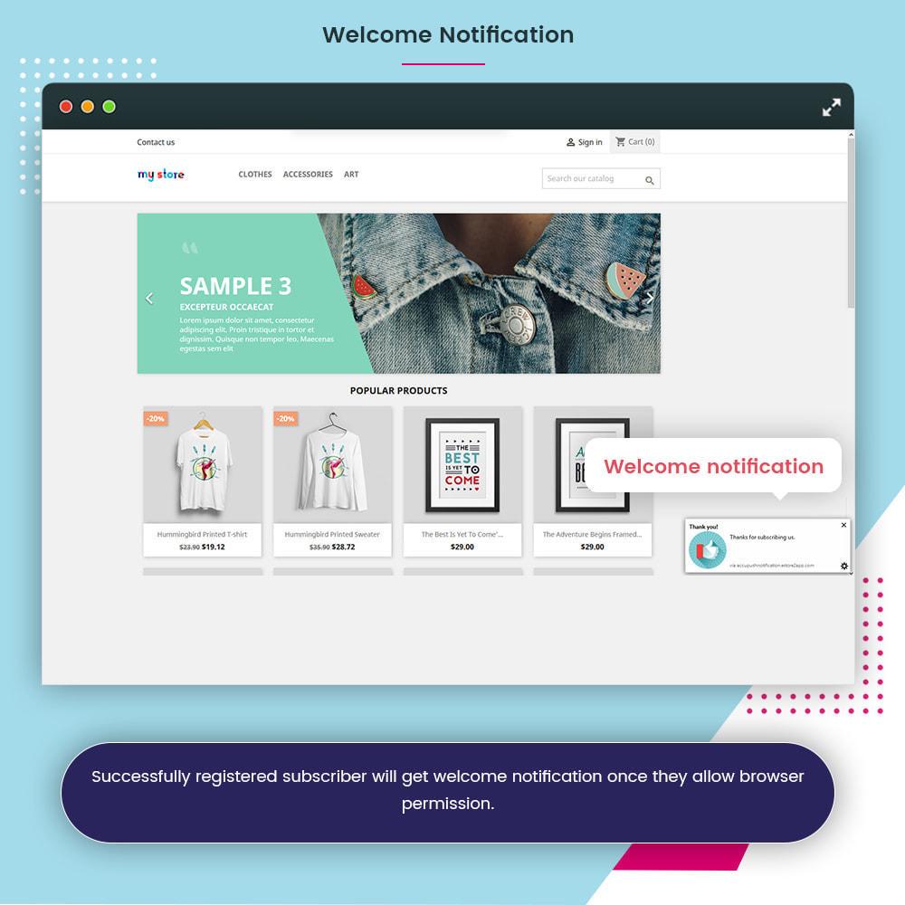 module - Notifications & Automatic Emails - Accu Smart Web Push Notification - 4
