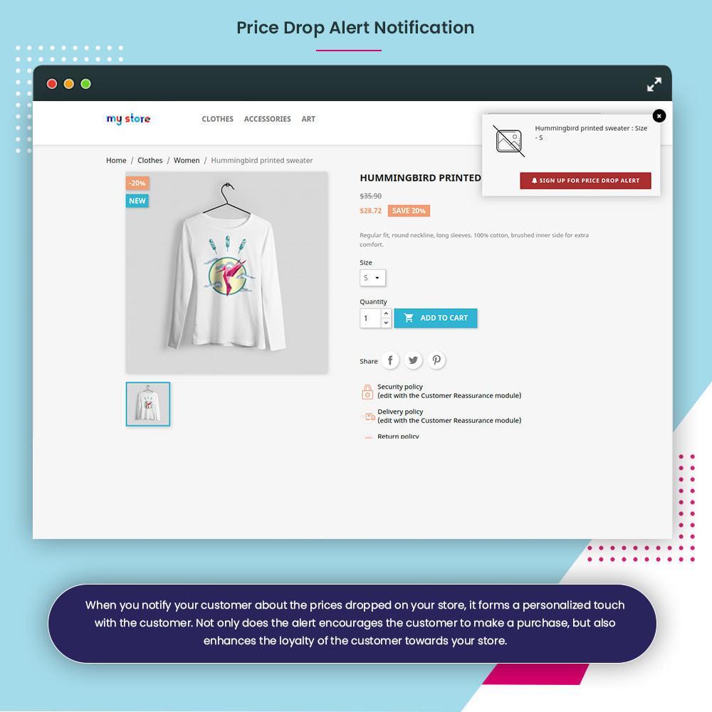 module - Notifications & Automatic Emails - Accu Smart Web Push Notification - 6