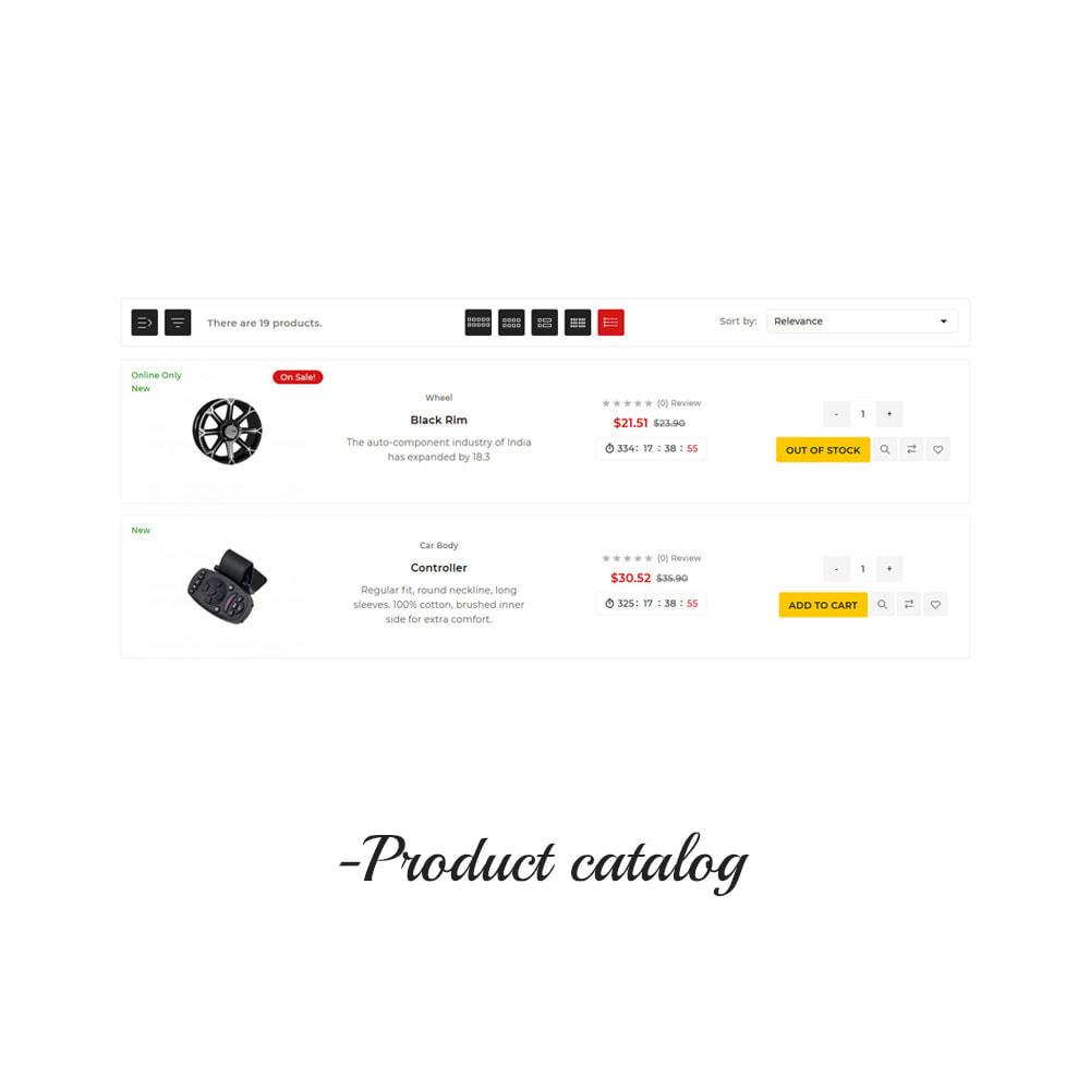 theme - Auto & Moto - Autotricas Mega AutoPart–Cars Tools Shop - 12