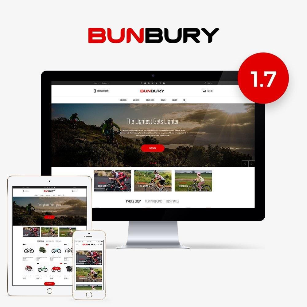 theme - Sport, Loisirs & Voyage - Bunbury - 1