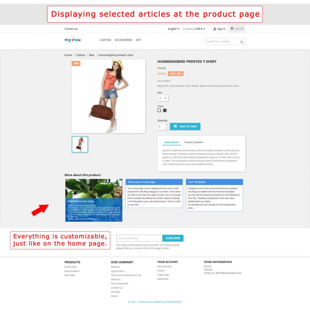 module - Marktplätze - PrestaShop-Joomla! two-way integration - 2