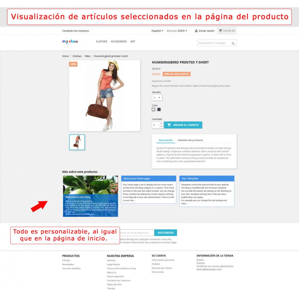 module - Marketplaces - Integración bilateral de PrestaShop y Joomla! - 2