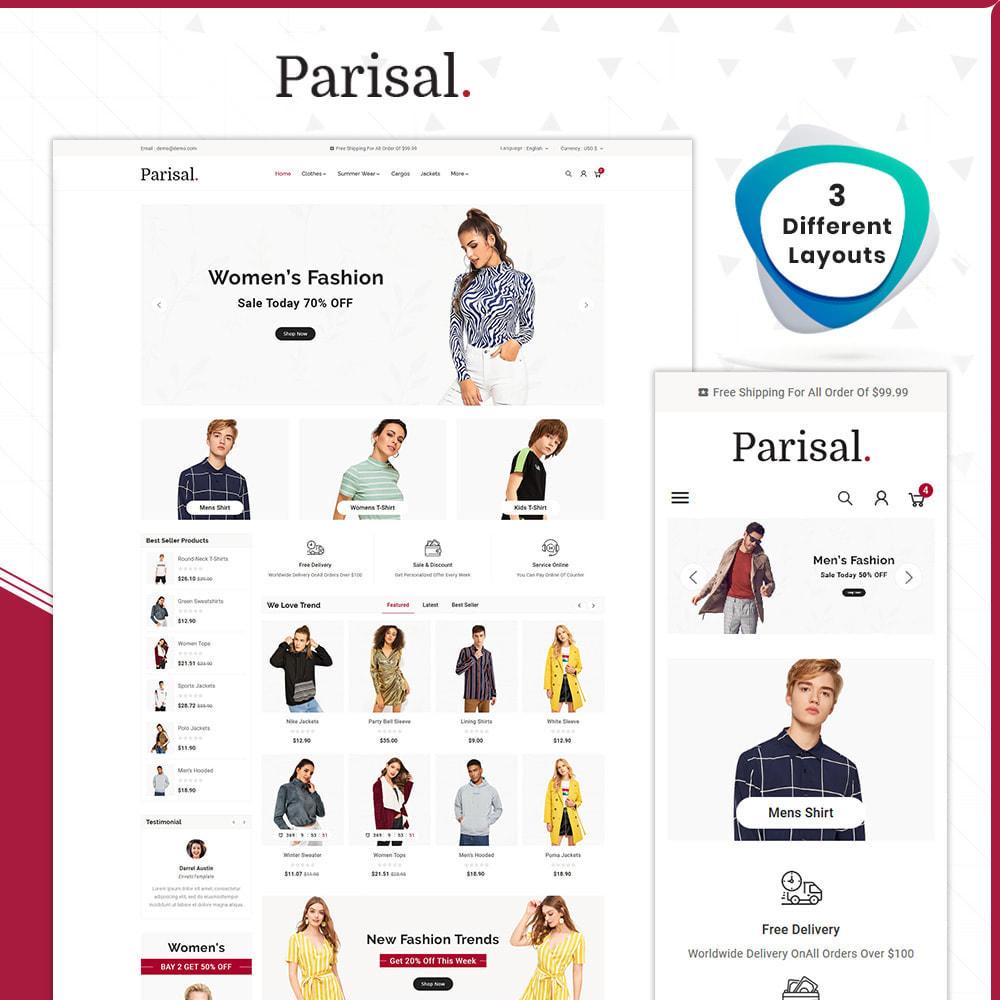 theme - Mode & Schuhe - Parisal Fashion– The Big Store - 1