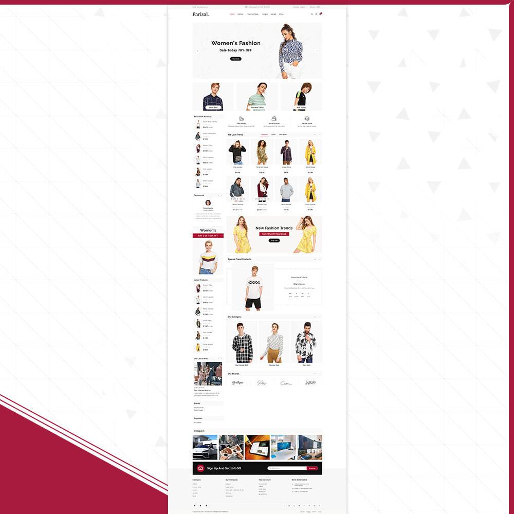 theme - Mode & Schuhe - Parisal Fashion– The Big Store - 2