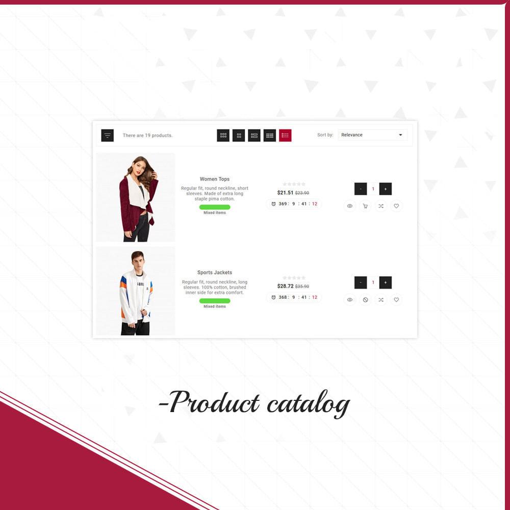 theme - Mode & Schuhe - Parisal Fashion– The Big Store - 11