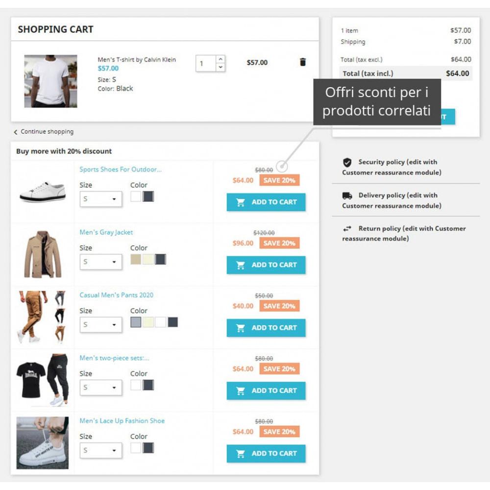 module - Cross-selling & Product Bundle - Cross Selling PRO - 3
