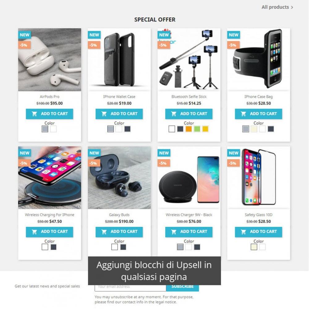 module - Cross-selling & Product Bundle - Cross Selling PRO - 5
