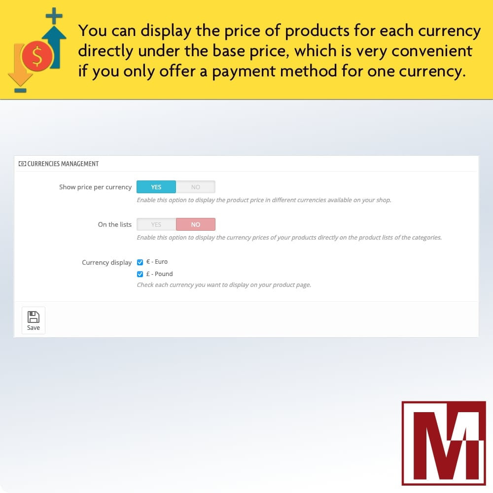 module - Zarządzanie cenami - Display dynamic prices by quantity and more - 3