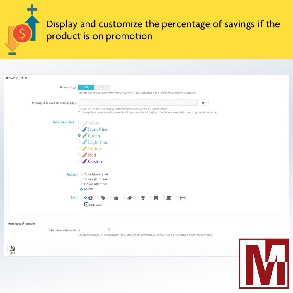 module - Zarządzanie cenami - Display dynamic prices by quantity and more - 4