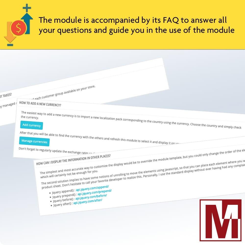 module - Zarządzanie cenami - Display dynamic prices by quantity and more - 7