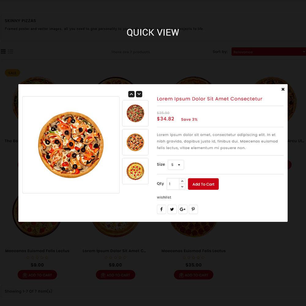 theme - Gastronomía y Restauración - Live Pizza - Fast And Fresh Restaurant - 9