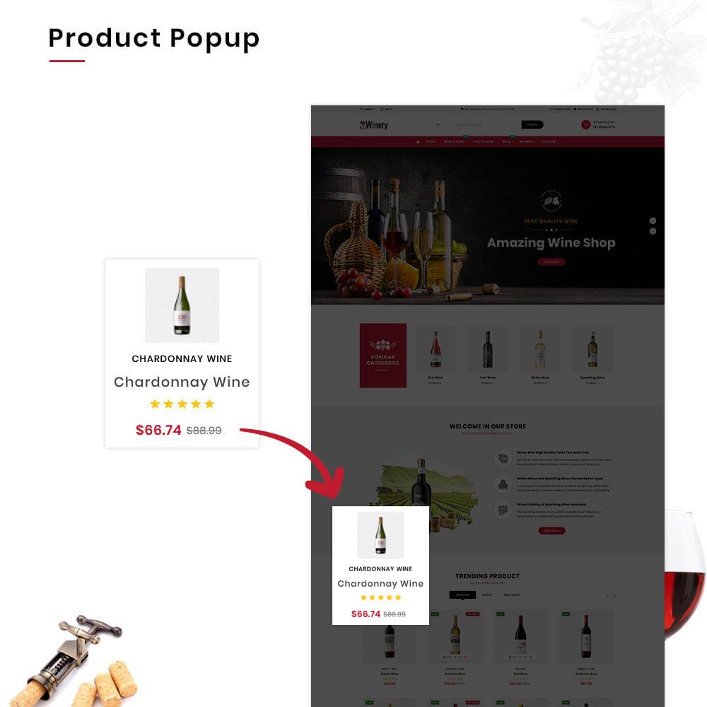 theme - Bebidas & Tabaco - Winery Mega France–Wine  Alcohol–Drink Super Store - 11