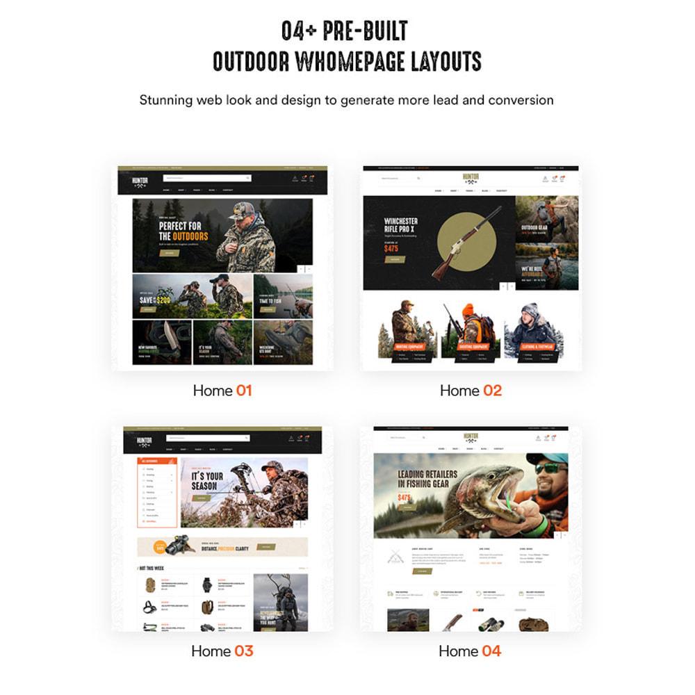 theme - Sport, Activiteiten & Reizen - Leo Huntor - Hunting & Outdoor Gear Store - 3