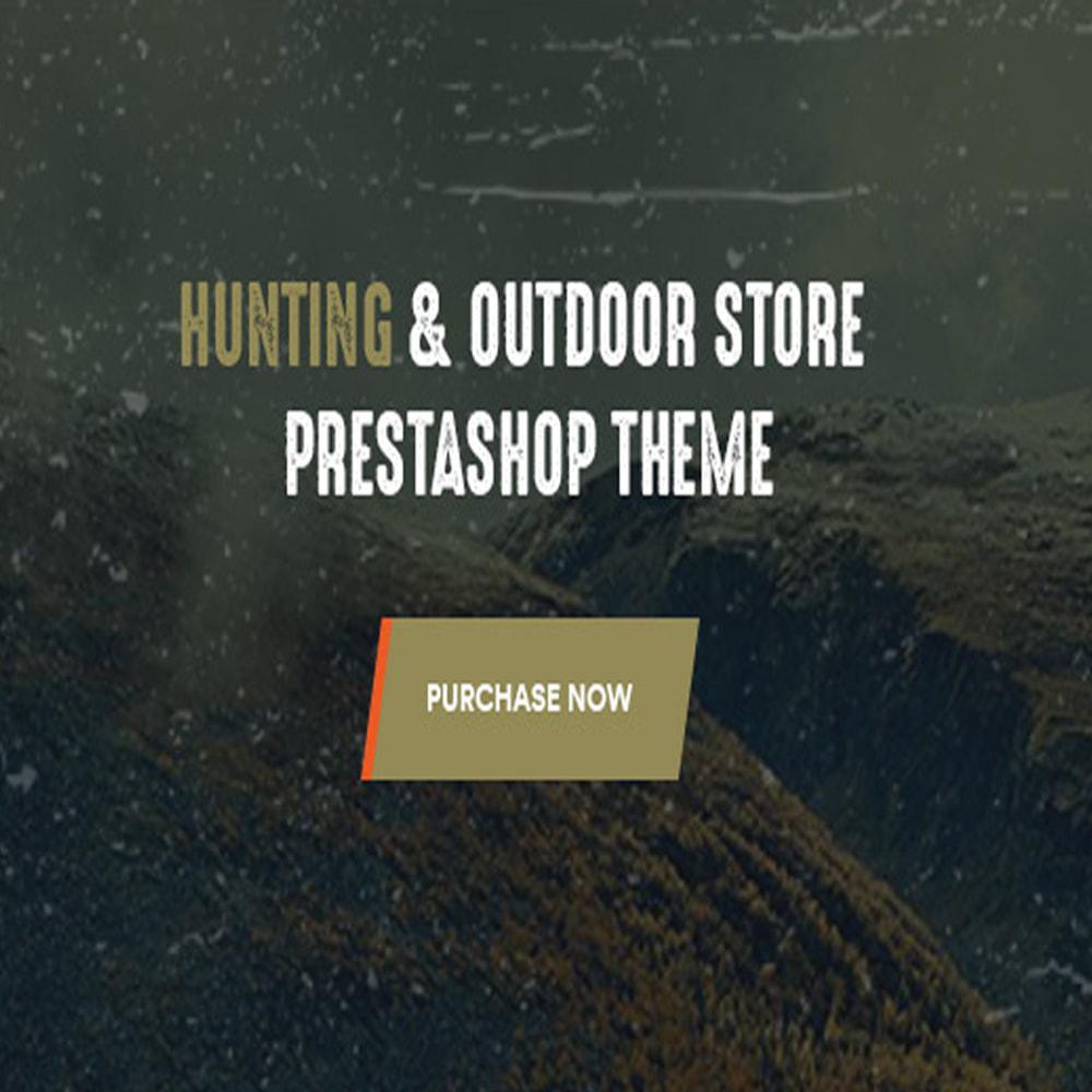theme - Sport, Activiteiten & Reizen - Leo Huntor - Hunting & Outdoor Gear Store - 11