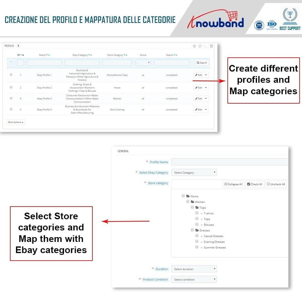 module - Marketplace - Knowband - Ebay Marketplace Integration - 4