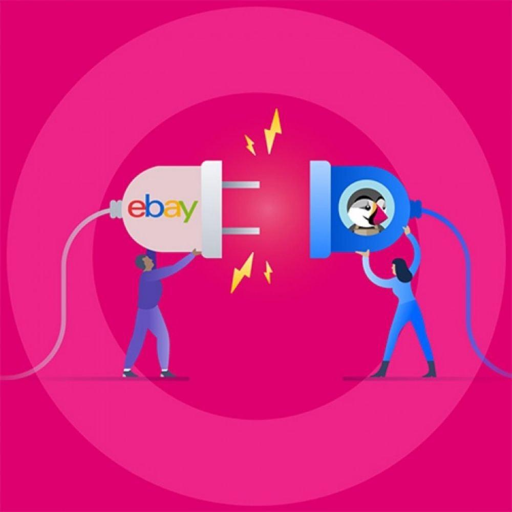 module - Platforma handlowa (marketplace) - Knowband - Integracja z rynkiem eBay - 1