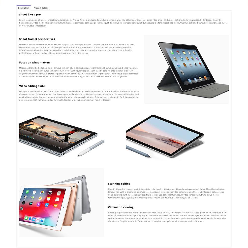 theme - Elektronika & High Tech - Flexcart - Mega Electronic Super Store - 10