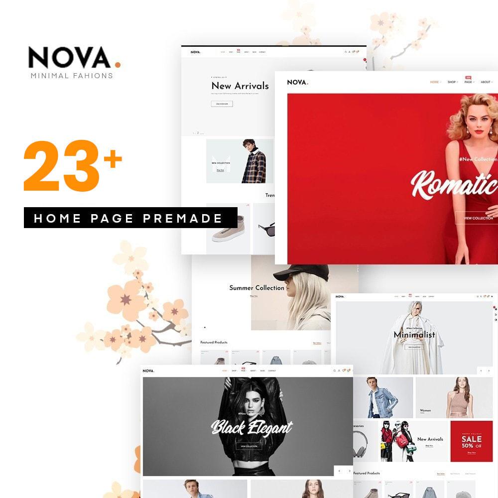 theme - Mode & Schoenen - Nova Fashion Store - 1