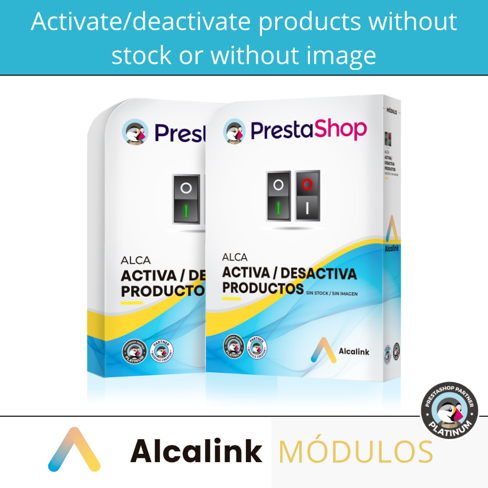 module - Estoques & Fornecedores - Activate/deactivate products without stock or image - 1