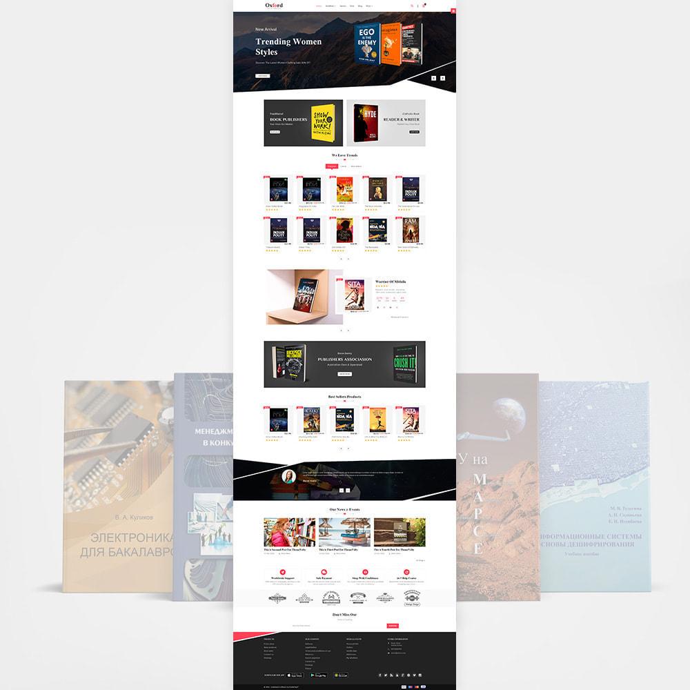 theme - Kunst & Kultur - Oxford  Art–Book Multi–Purpose Store - 2
