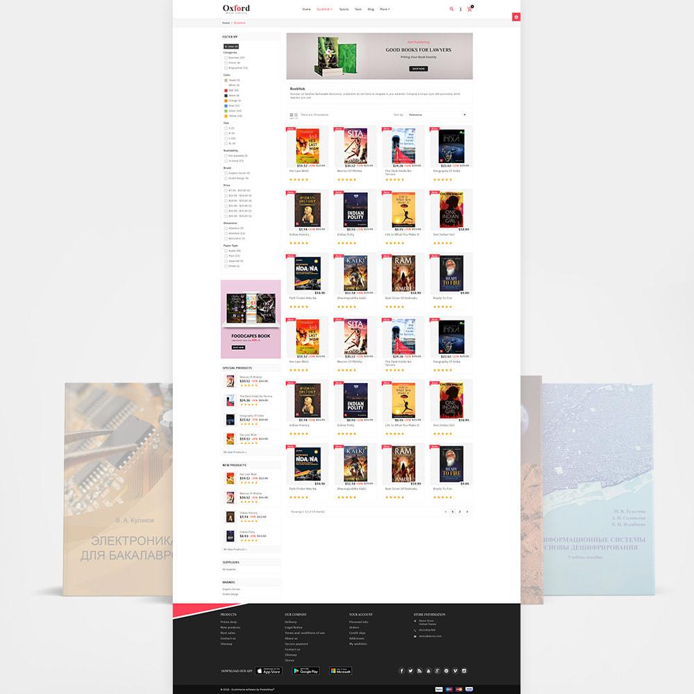 theme - Kunst & Kultur - Oxford  Art–Book Multi–Purpose Store - 3