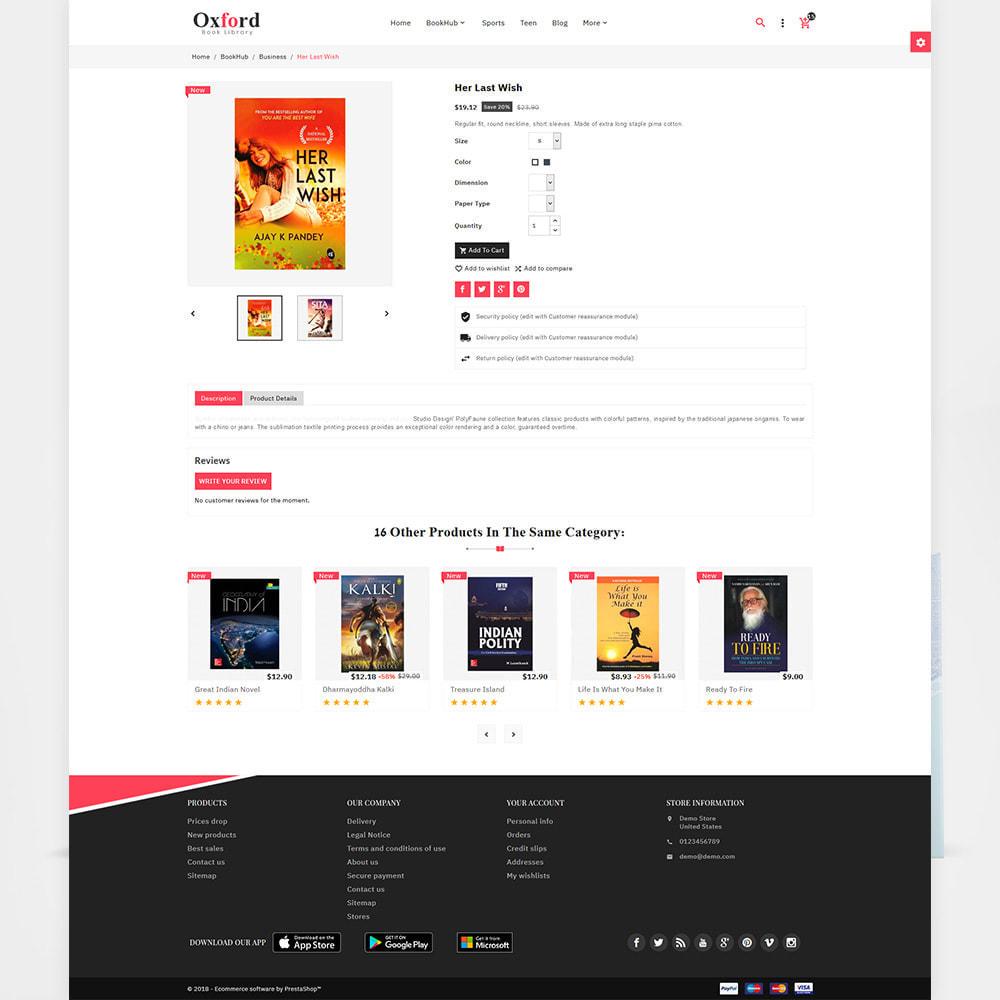 theme - Kunst & Kultur - Oxford  Art–Book Multi–Purpose Store - 5